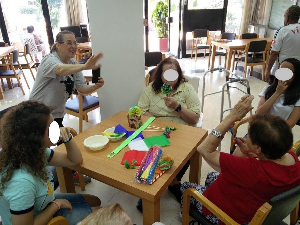 פנסיון הורים - נאות יהוד (2) - גלריה