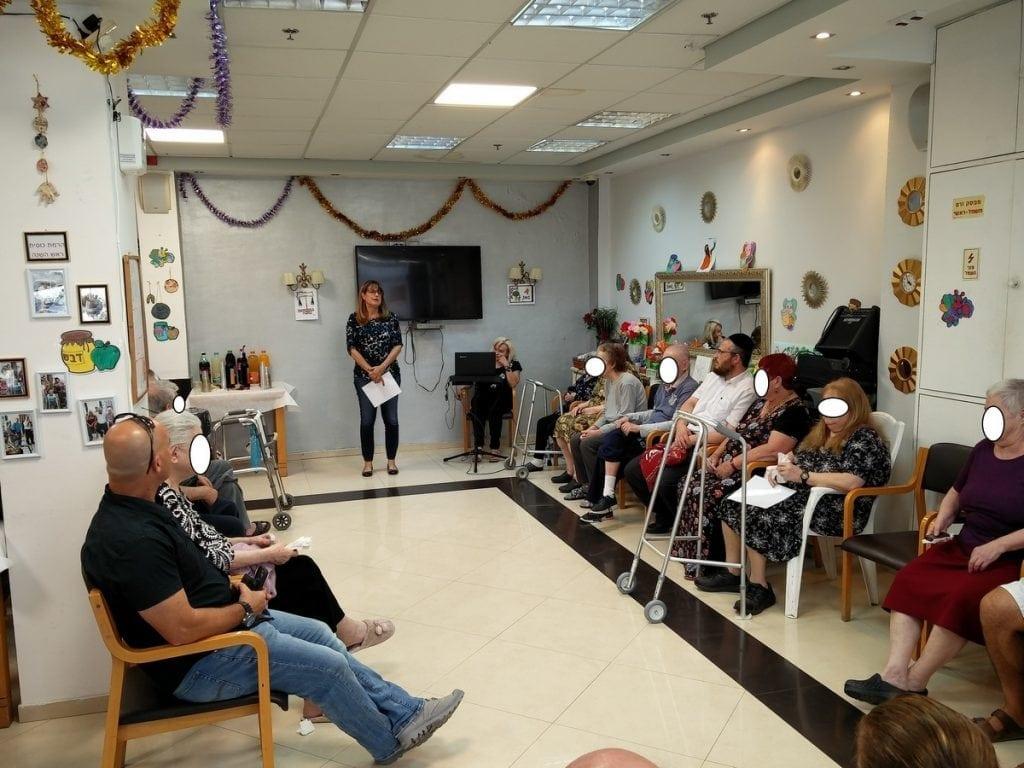 פנסיון הורים - נאות יהוד (3) - גלריה