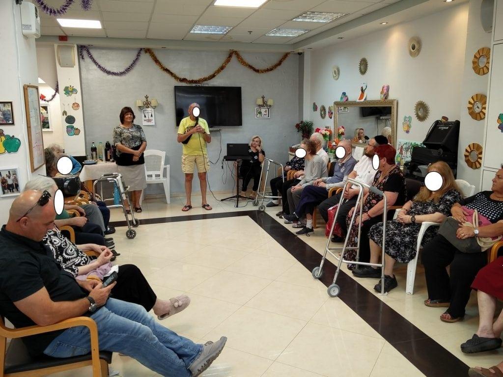 פנסיון הורים - נאות יהוד (4) - גלריה