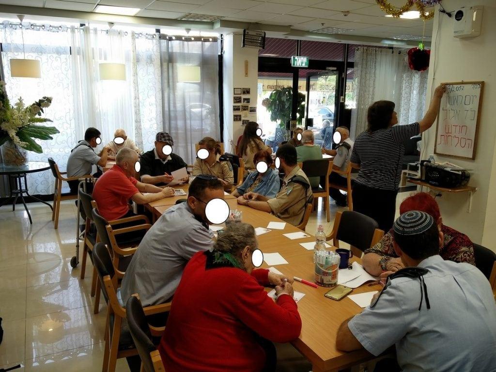 פנסיון הורים - נאות יהוד (5) - גלריה